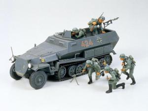 Transporter opancerzony Hanomag Sd.Kfz. 251/1 - 2850350538