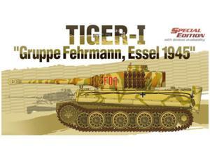 Czołg Tiger I PzKpfw VI Gruppe Fehrmann - 2834708069
