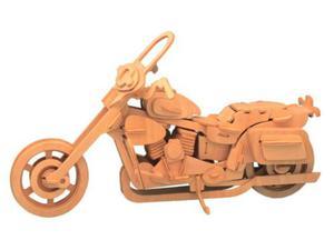 Motocykl Harley Davidson II składanka - 2850350581