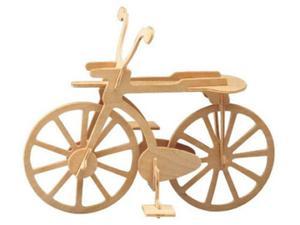 Rower składanka drewniana