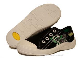 20-107X109 Tim granatowe z autem półtrampki kapcie buciki obuwie dziecięce Befado 25-30 - 2822909777