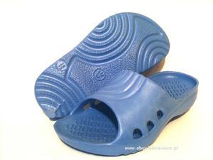 0-L856ni LEMIGO BAMBINO EVA niebieskie klapki basenowe plaĹźowe Lemigo - 2822908285