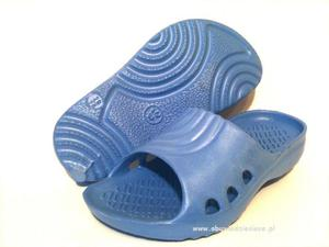 0-L856ni LEMIGO BAMBINO EVA niebieskie klapki basenowe plażowe Lemigo - 2822908285