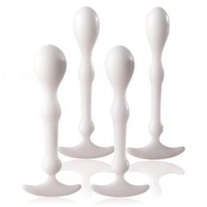 Zestaw czterech plugów analnych - Aneros Peridise Complete Set - 2279256889
