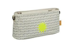 Lassig - Casual Label Organizer do Wózka Dots & Strokes sand - 2828256044