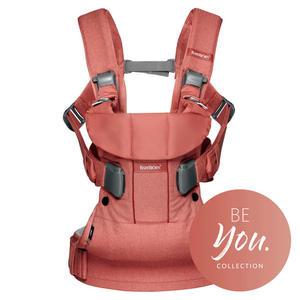 BABYBJORN ONE - nosidełko ergonomiczne, Łososiowy - 2857348753