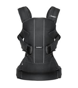 BABYBJORN ONE - nosidełko ergonomiczne, czarny - 2828254768