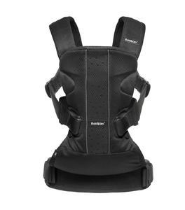BABYBJORN ONE AIR - nosidełko ergonomiczne, czarny - 2828254807
