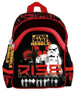 Plecak szkolno wycieczkowy Star Wars Rebels - 2827904195