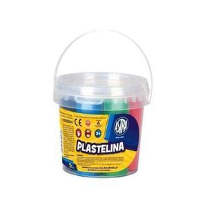 Plastelina ASTRA 6 kol. w wiaderku - 2827905139