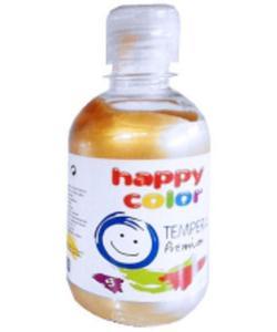 Farba Tempera Premium 300 ml Happy Color złota - 2835881319