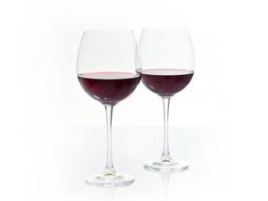 Kieliszki do czerwonego wina - Vintage 850 ml Bohemia - 2825212138