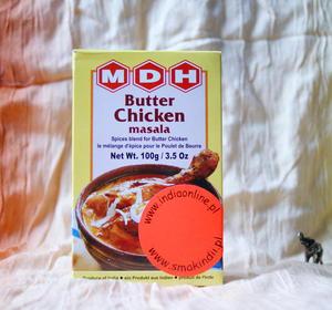 Mieszanka przypraw do kurczaka w maśle - MDH Butter Chicken Masala - 2822752753