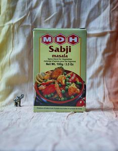 Mieszanka przypraw do potraw warzywnych - MDH Sabji Masala - 2822752759