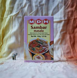 Mieszanka przypraw do potrawy sambar - MDH Sambar masala - 2822752760