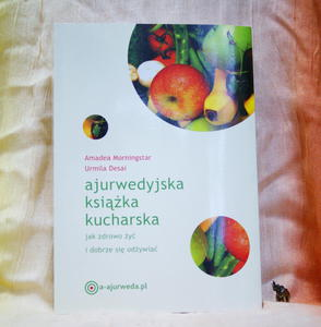 Ajurwedyjska książka kucharska - 2863510751