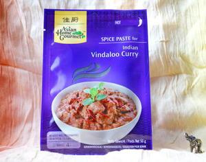 Mieszanka przypraw w paście do Vindaloo Curry - 2822753087
