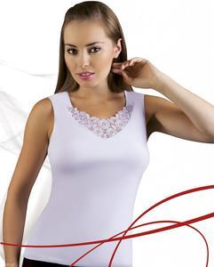 Emili koszulka damska bez rękawów duże rozmiary Berta 3XL - 2885774771