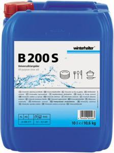 Nab�yszczacz do zmywarek B 200 S - 10L - Winterhalter - 2822068428
