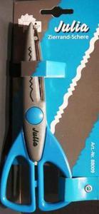 Nożyczki ozdobne Heyda - 09 Julia x1