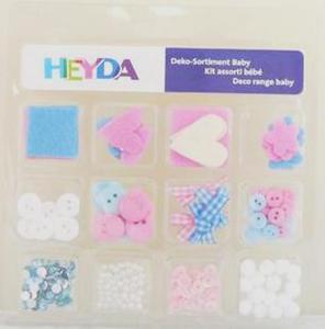 Zestaw dekoracyjny Heyda Baby x1 - 2824961186