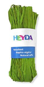 Rafia Heyda 50g - 95 zielona jasna x1
