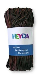 Rafia Heyda 50g - 98 brązowa x1