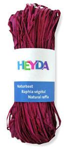 Rafia Heyda 50g - 92 bordowa x1