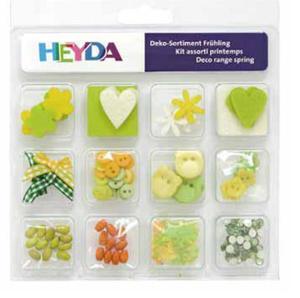Zestaw dekoracyjny Heyda Wiosna x1 - 2824961276