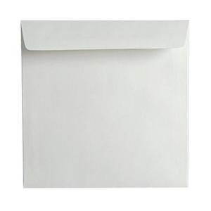 Koperta K4 156x156 NK 100g Lessebo bianco x100