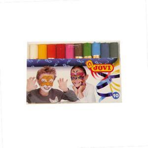 Kredki do malowania twarzy Jovi 10kol x1