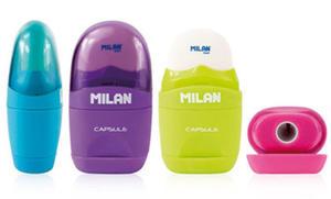 Gumko-temperówka Milan Capsule x1