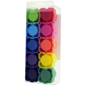 Farby do malowania palcami Patio pieczątki 10 kol