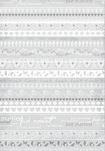 Kalka A4 115g Heyda Komunia White Borders x1 - 2824961918