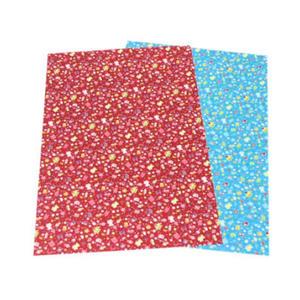 Karton A4 200g Heyda Baby Muster czerwony x1 - 2824961933
