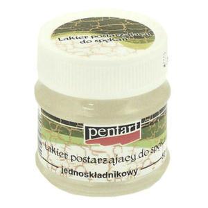Lakier Pentart do spękań 1-składnikowy 50ml x1