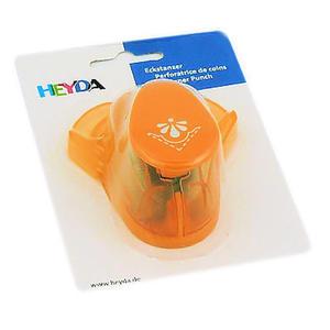 Dziurkacz narożnikowy Heyda - 71 wachlarz x1