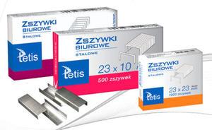 Zszywki Tetis 24/6 x1 - 2824962179