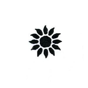 Dziurkacz ozdobny 110-142 słonecznik x1
