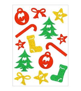 Naklejki HERMA Magic 3728 świąteczne motywy brokat