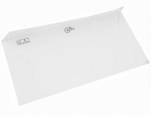 Koperta DL HK 120g Olin biała x10