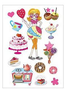Naklejki HERMA Magic 3247 ciasteczka, słodycze x1