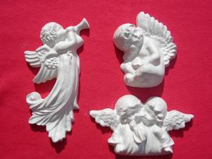 Forma do odlewów gipsowych A-F2-18 aniołki x1