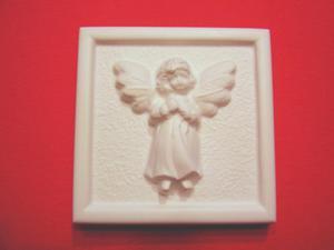 Forma do odlewów gipsowych M-G1-12 aniołek x1