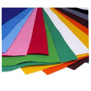 Filc kolorowy 1,5mm A4 26 różowy jasny x1