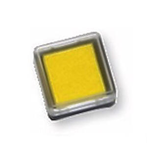 Poduszka do stempli Heyda mini żółta x1