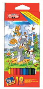 Kredki Koh-I-Noor Tom&Jerry 12 kol x1