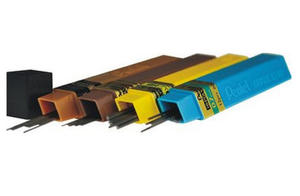 Grafity Pentel 0,3 x 60mm twardość: HB x12