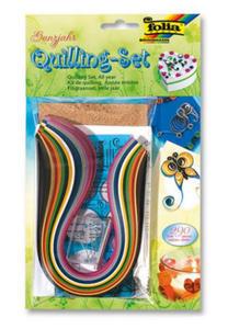Zestaw startowy do quillingu Folia x1