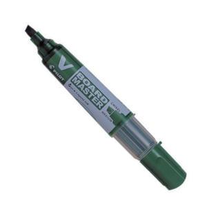 Marker suchościeralny V-Board Master zielony x1 - 2863187125